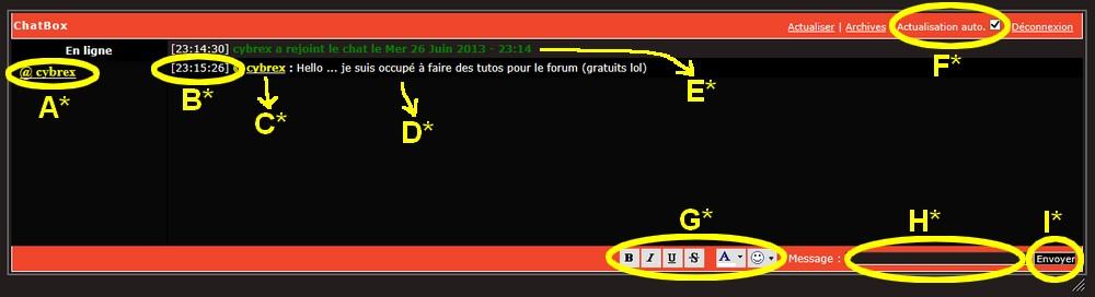 La SALLE de TCHAT   CHAT BOX   Comment se connecter ? Guide__chatbox03