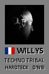 """Prélude"": 02/01/2016 @ 4 Eléments (Paris 11): deep ... tek  WILLYS__ban"